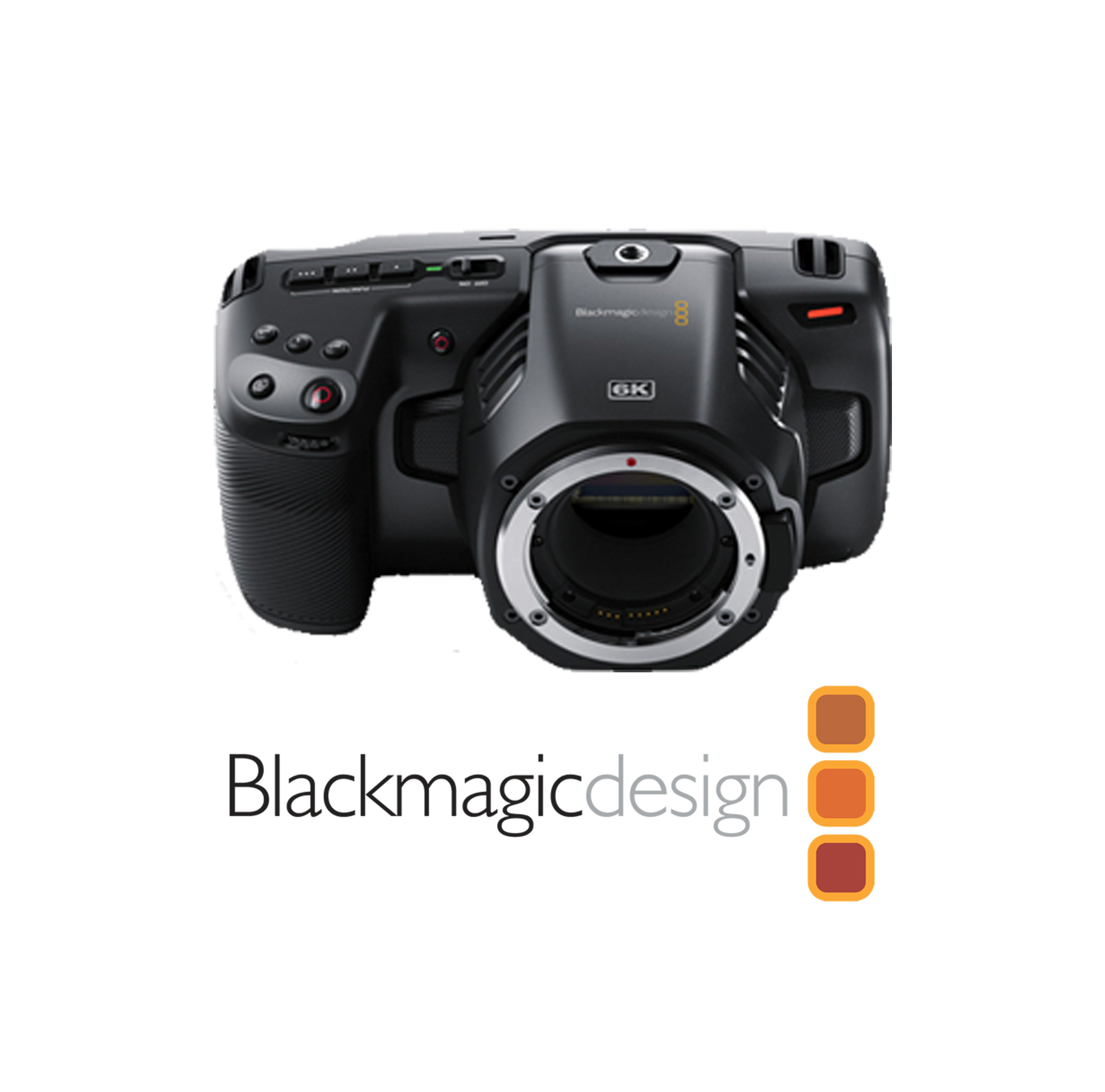 Blackmagic Design Pocket 6K
