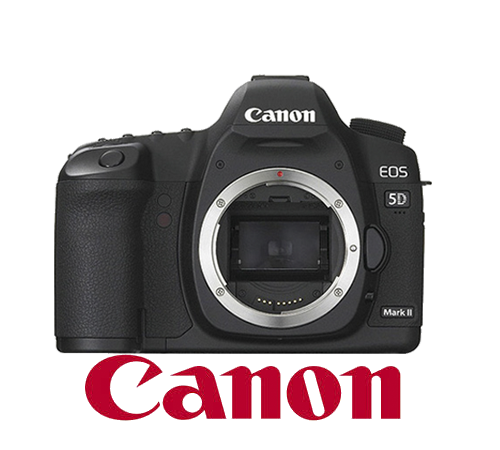 Canon 5D Mark2 II DSLR