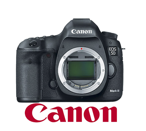 Canon 5D Mark III DSLR
