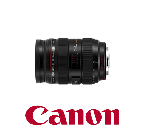 Canon 24-70 mm Lens