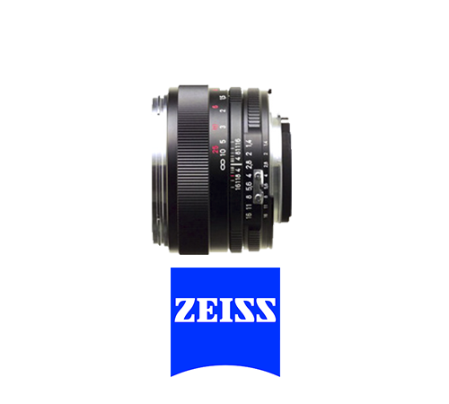 Carl Zeiss 50 mm Planar Lens