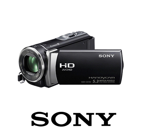 Sony HDR-CX 190E Handycam