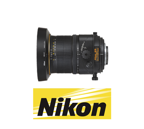 Nikon 24 mm Tilt Shift